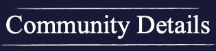 Communityh Details